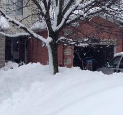 Winter exterior 2
